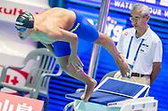 DE TULLIO Marco ITA Italy<br /> Gwangju South Korea 21/07/2019<br /> Swimming Men'S Freestyle 400m Preliminary<br /> 18th FINA World Aquatics Championships<br /> Nambu University Aquatics Center <br /> Photo © Andrea Masini / Deepbluemedia / Insidefoto