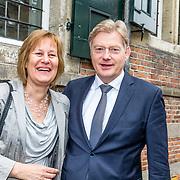 NLD/Naarden//20170414 - Matthaus Passion in de grote kerk van Naarden, Martin van Rijn en partner
