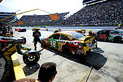 May 6, 2013 - NASCAR Sprint Cup Series, STP Gas Booster 500. Kyle Busch, Toyota