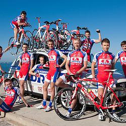 20120221: SLO, Cycling - KK Adria Mobil Cycling Club for season 2012