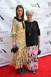 May 20, 2019 - New York, NY, USA - May 20, 2019  New York City..Katie Holmes and Kathleen A. Stothers-Holmes attending arrivals to the American Ballet Theater  Spring Gala at the Metropolitan Opera House in Lincoln Center on May 20, 2019 in New York City. (Credit Image: © Kristin Callahan/Ace Pictures via ZUMA Press)