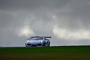 2012 FIA GT1 World Championship.Donington Park, Leicestershire, UK.27th - 30th September 2012.Peter Kox / Stefan Rosina, Lamborghini Gallardo LP560-4..World Copyright: Jamey Price/LAT Photographic.ref: Digital Image Donington_FIAGT1-18849