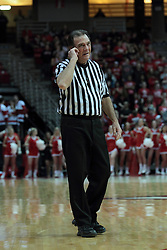 26 February 2014:  Tom O'Neill during an NCAA Missouri Valley Conference (MVC) mens basketball game between the Indiana State Sycamores and the Illinois State Redbirds  in Redbird Arena, Normal IL.