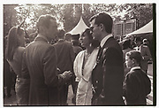 robert hanson ( left ) GHISLAINE MAXWELL, Arc de triomphe, Longchamp, Paris. 1987,