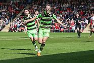 Cheltenham Town v Forest Green Rovers 140418