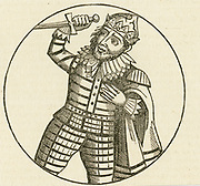 'Dr' John Lamb (died 1628) English astrologer, quack  and necromancer. Imprisioned 1608-1623 for practicing 'execrable arts'. Protected by Duke of Buckingham but killed by a mob for being the 'Duke's Devil'.'