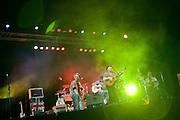 """Concert du groupe """"Les têtes en l'air"""" dans le cadre du 1er festival """"live museek"""" en Avignon"""