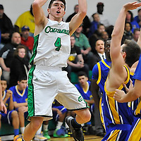 1.21.2014 Clearview at Columbia Boys Varsity Basketball