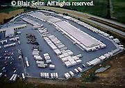 Southcentral Pennsylvania, Aerial Photographs, Cumberland County, Trucking Center, Carlisle, PA
