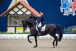 BALKENHOL Anabel (GER), Heuberger TSF<br /> Hagen - Horses and Dreams 2019<br /> Grand Prix de Dressage CDI4* Special Tour<br /> 27. April 2019<br /> © www.sportfotos-lafrentz.de/Stefan Lafrentz