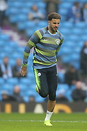 2 Kyle Walker for Manchester City during the The FA Cup 3rd round match between Manchester City and Rotherham United at the Etihad Stadium, Manchester, England on 6 January 2019.