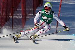 28-12-2011 SKIEN: FIS WORLD CUP: LIENZ<br /> Anna Fenninger AUT // during Giant Slalom first Run at FIS Ski Worldcup at Worldcupcourse Hochstein in Lienz<br /> **NETHERLANDS ONLY** <br /> ©2011-FotoHoogendoorn.nl/EXPA/M. Gruber