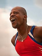 Cuban runner, Havana, Cuba