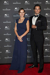 Catherine Alix-Renier, Henry Cavill attend the Jaeger Le-Coultre Gala night held at Arsenale Docks during the 75th Venice Film Festival at Sala Grande on September 4, 2018 in Venice, Italy. Photo by Marco Piovanotto/ABACAPRESS.COM
