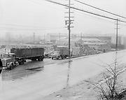 Y-550420A-14 Reimann & McKenney, drum plant, 3000 NW St. Helens Rd, April 20, 1955