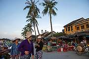 Hoi An Town is an exceptionally well-preserved example of a Southeast Asian trading port dating from the 15th to the 19th century. Its ochre coloured buildings and its street plan reflect the influences, both indigenous and foreign, that have combined to produce this UNESCO world heritage site.