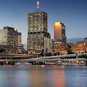 Brisbane CBD, Brisbane, Australia (May 2003)