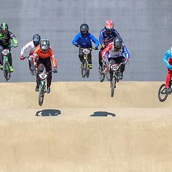06-05-2018: Wielrennen: BMX Wereldbeker Supercross: Papendal <br />Worldcup BMX supercross Papendal. <br />(12) Niels Bensink