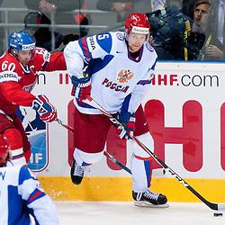 20110508: SVK, Ice Hockey - IIHF 2011 World Championship Slovakia, Czech Republic vs Russia