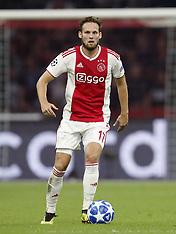 Playoff Round - Ajax Amsterdam v Dynamo Kyiv - 22 August 2018