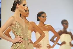 Show Make de Estrelas de Andrá Sartori na Hair Brasil - 13ª Feira Internacional de Beleza, Cabelos e Estética, que acontece de 12 a 15 de abril de 2014 das 10h às 20 horas nos Pavilhões do Expo Center Norte. FOTO: Jefferson Bernardes/ Agência Preview
