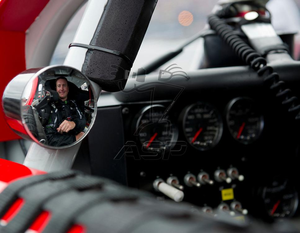 Brooklyn, MI - JUN 17, 2012: Kurt Busch (51) during the Sprint Cup Quicken Loans 400 race at Michigan International Speedway in Brooklyn, MI.