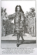 John Law, Economist, was the son of a banker in Edinburgh. Baptised 21/4/1671, died 1729. He believed that money was a means of exchange that did not constitute wealth.  He was appointed Controller General of France under King Louis XV.