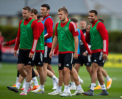 CARDIFF, WALES - Wednesday, September 2, 2020: Wales' Will Vaulks during a training session at the Vale Resort ahead of the UEFA Nations League Group Stage League B Group 4 match between Finland and Wales. (Pic by David Rawcliffe/Propaganda)