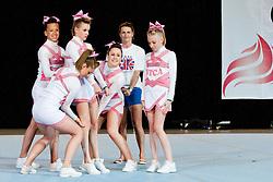 STCA, Great Britain at European Cheerleading Championship 2011, on July 3, 2011, in SRC Stozice, Ljubljana, Slovenia (Photo by Matic Klansek Velej / Sportida)