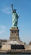NEW YORK  2020V10<br /> Frihetsgudinnan på Liberty Island.<br /> <br /> Foto: Per Danielsson/Projekt.P