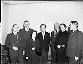 1952 - Publicity Club Luncheon at  the Metropole Hotel, Dublin