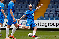 Paddy Madden. Stockport County FC 1-1 Hartlepool United FC. Vanarama National League. Edgeley Park. 27.3.21