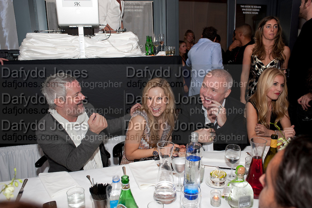 """NELLEE HOOPER, LAURA BARDIGEU; DAMIEN HIRST; MARISSA MONTGOMERY;    Andy Valmorbida hosts party to  honor artist Raphael Mazzucco and Executive Editors Jimmy Iovine and Sean ÒDiddyÓ Combs with a presentation of works from their new book, Culo by Mazzucco. Dinner at Mr.ÊChow at the W South Beach.Ê2201 Collins Avenue,Miami Art Basel 2 December 2011<br /> NELLEE HOOPER, LAURA BARDIGEU; DAMIEN HIRST; MARISSA MONTGOMERY;    Andy Valmorbida hosts party to  honor artist Raphael Mazzucco and Executive Editors Jimmy Iovine and Sean """"Diddy"""" Combs with a presentation of works from their new book, Culo by Mazzucco. Dinner at Mr.Chow at the W South Beach.2201 Collins Avenue,Miami Art Basel 2 December 2011"""