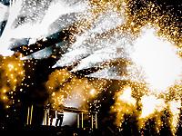 Axwell & Ingrosso på Jugendfest 2018 på Color Line Stadion i Ålesund.