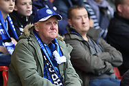 Rochdale fans react to a the missed penalty during the EFL Sky Bet League 1 match between Rochdale and Gillingham at Spotland, Rochdale, England on 23 September 2017. Photo by Daniel Youngs.