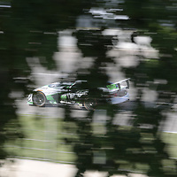 Detroit, MI - Jun 03, 2016:  The Riley Motorsport SRT Viper GT3-R races through the turns at the Detroit Grand Prix at Belle Isle Park in Detroit, MI.