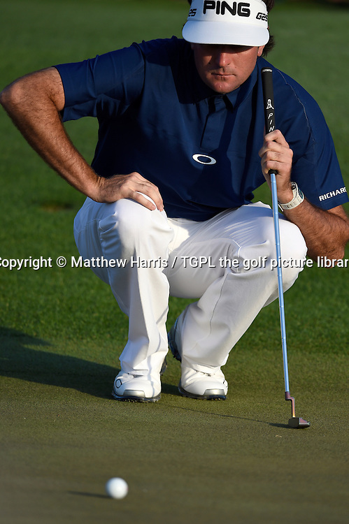 Bubba WATSON (USA) during third round US Masters 2014,Augusta National,Augusta, Georgia,USA.