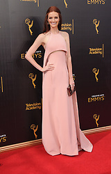Lydia Hearst bei den Creative Arts Emmy Awards in Los Angeles / 100916<br /> <br /> <br /> *** at the Creative Arts Emmy Awards in Los Angeles on September 10, 2016 ***