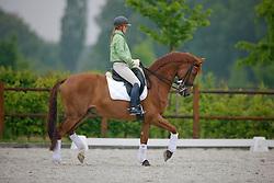 De Deken Julie (BEL) - Fazzino<br /> Stal Bartels - Hooge Mierden 2009<br /> Photo © Dirk Caremans