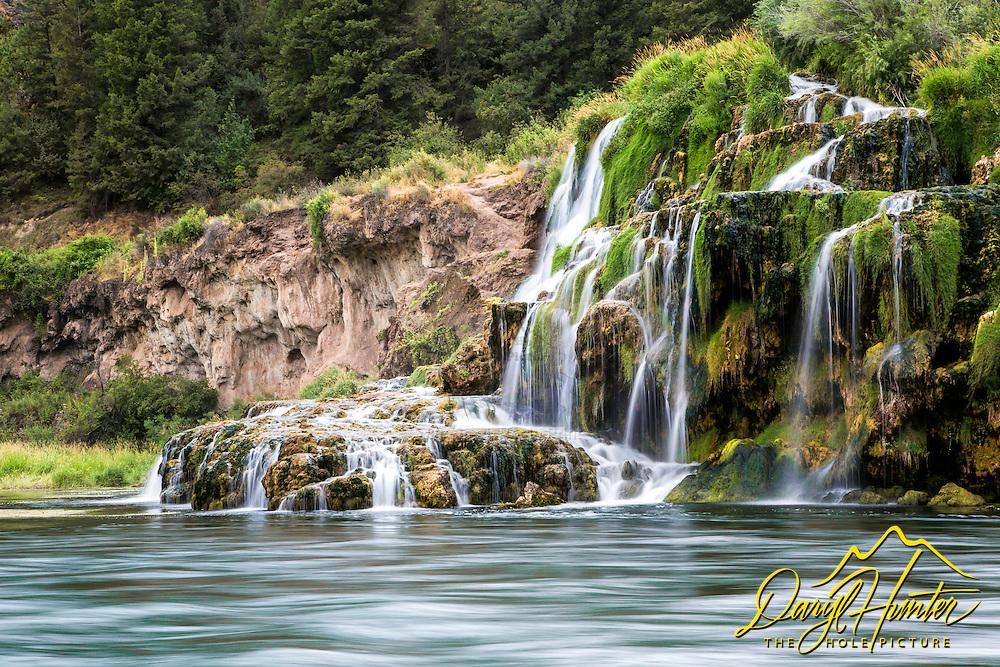 Fall Creek Falls, Snake River, Swan Valley, Idaho