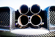 August 16-20, 2017: Pagani detail on exhaust