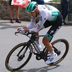 ANDERMATT (SUI) CYCLING<br /> Tour de Suisse stage 7<br /> <br /> <br /> Marcus Burghardt (Germany / Team Bora - hansgrohe)