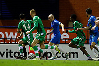 Sam Minihan. Stockport County FC 1-0 Yeovil Town FC. Vanarama National League. Edgeley Park. 6.2.21