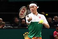 ATP Masters Paris Day 2