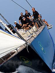 08_021753 © Sander van der Borch. Porto Cervo,  2 September 2008. Maxi Yacht Rolex Cup 2008  (1/ 6 September 2008). Day 2.