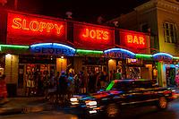 Sloppy Joe's Bar, Duval Street, Key West, Florida Keys, Florida USA