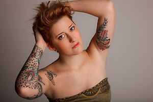 Savannah, Tattoo + You, A Photo Story of Body Ink