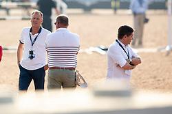 Philippaerts Ludo, BEL, Lens Frans, BEL<br /> World Equestrian Games - Tryon 2018<br /> © Hippo Foto - Sharon Vandeput<br /> 20/09/2018