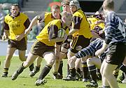 Twickenham, Surrey, England, UK., 05.04,2003, Action from, Powergen Rugby Union, Junior Vase, RFU Twickenham  Stadium, Old Alleynians v Shipston-on-Stour<br /> [Mandatory Credit:Peter Spurrier/ Intersport Images]
