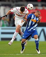 v.l. Matthieu Delpierre , Joel Epalle VfL<br /> Bundesliga VfB Stuttgart - VfL Bochum<br /> <br /> Norway only